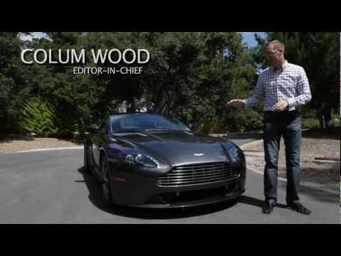 2012 Aston Martin Vantage S - Review