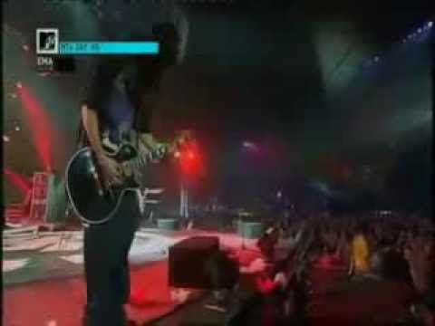 Tokio Hotel- Fr Immer Jetzt (live  Greece Mtv World Stage Part12) video