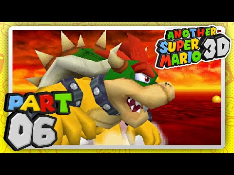 Another Super Mario 3D - Part 6 - So Long, Gay Bowser!