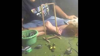 miniatur salon gantung 1