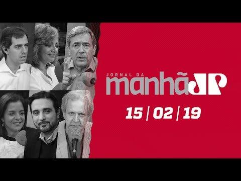 Jornal da Manhã - Edição Completa - 15/02/19 thumbnail