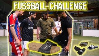 DIE TERLIK FUSSBALL CHALLENGE .. !!