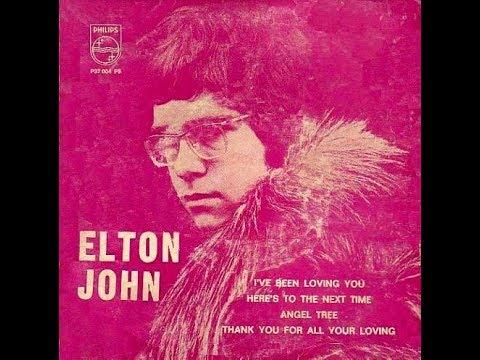 Elton John - Here