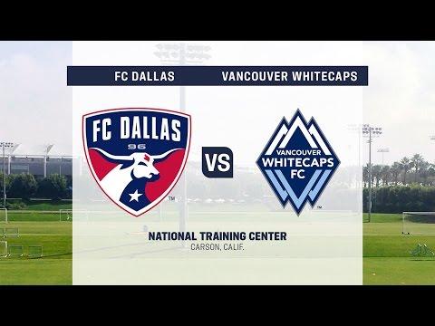 Live Video: Development Academy Final - U-17/18: FC Dallas vs. Vancouver Whitecaps