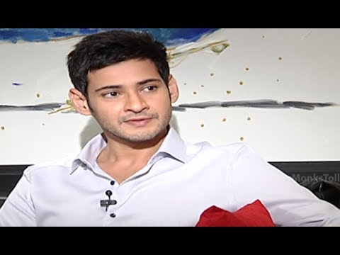 Mahesh Babu Exclusive Interview 1 Nenokkadine Movie