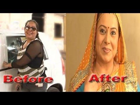 How Neelu Turns To Bhabo Of Diya Aur Baati Hum? -- Makeover video