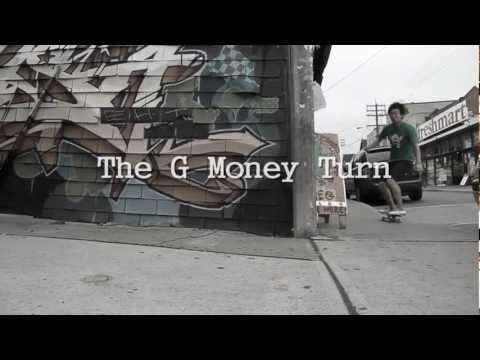 Longboard Living _ The G Money Turn
