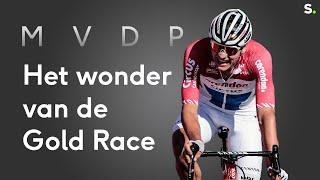 De mirakeldag van Mathieu van der Poel in de Amstel Gold Race