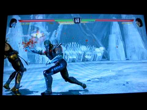 mortal kombat 9 sub zero vs scorpion. #3 middot; Mortal Kombat vs DC