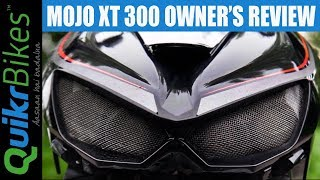 Modified Mahindra Mojo XT 300 Owner's Review | Long-Term Ownership Review