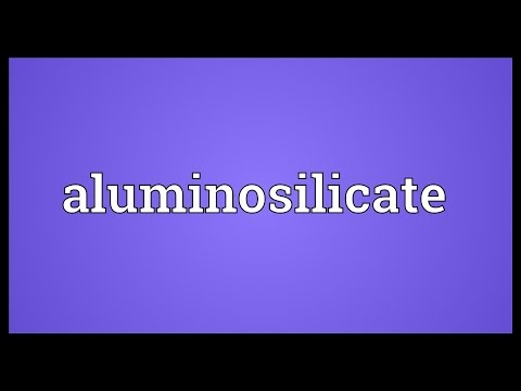 Header of aluminosilicate