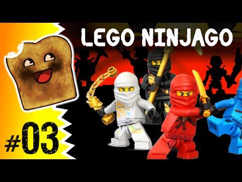 DARMOWE GRY: Lego Ninjago #3