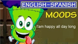 Learning  Spanish : I´M HAPPY ALL DAY LONG