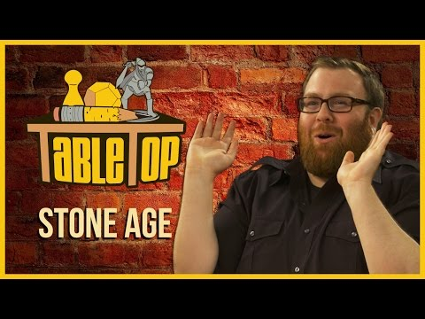 Stone Age: Nika Harper, Jesse Cox, and Jordan Maron join Wil Wheaton on TableTop S03E05