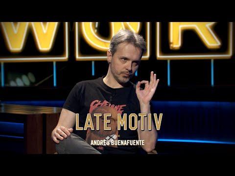 LATE MOTIV - Juan Gómez-Jurado. Desafío WORDS | #LateMotiv776