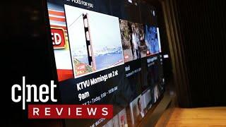 YouTube TV's big-screen app first look