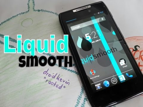 Motorola Razr Jelly Bean 4.2.2 LiquidSmooth ROM [v2.2.1, lots of features]