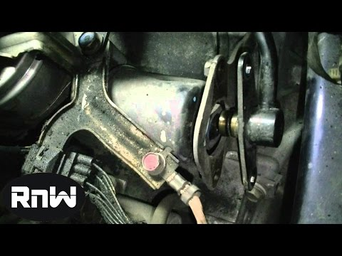 How to Replace the Transmission Oil Filter on a 2000 Acura TL 3.2L VTEC