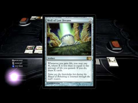 Win or Bin - Celestial Light gm1 - WMG Magic 2013