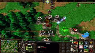 warcraft 3 Dragon Nest TD v 1 68 прошел игру почти