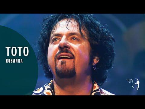 Toto - Rosanna Live