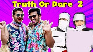 Truth And Dare Challenge Part-2 | Funny Truth Or Dare Challenge Part-2 | Hungry Birds