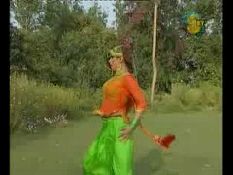 Nida Chaudhry, Gal Paa Ke Kurti, Mujra video