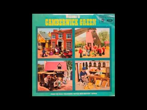 Brian Cant&Freddie Phillips - Camberwick Green