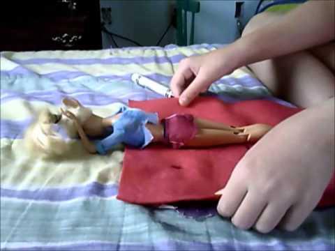 How to Make a No-Sew No-Glue Doll Dress