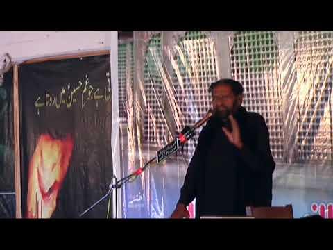 Zakir Maqbool Dhaku | 14 March 2019 | Sahiwal Jalsa Zakir Ali Khokhar |