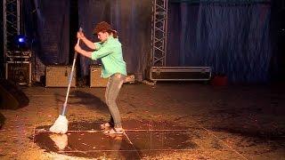 Музыка на конкурсы с шваброй