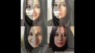 Fashion Hijab Modis Ala Shiren Sungkar