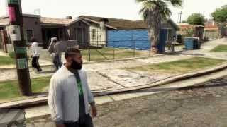 Grand Theft Auto 5 (xBox 360) Oynanış Video'su