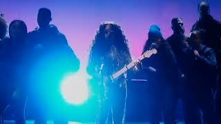 H E R Made A Incredible Performance To 34 Hard Place At Grammy 2019