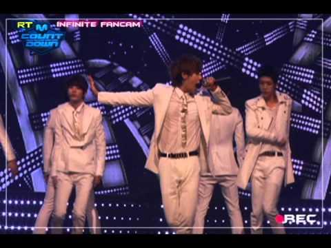RT M Countdown epi 9 #4인피니트(INFINITE)