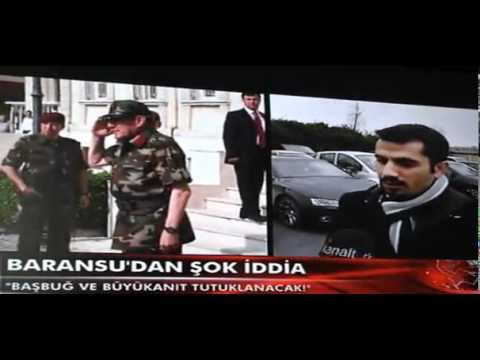 Mehmet Baransu : Büyükanıt, Başbuğ Tutuklanacak