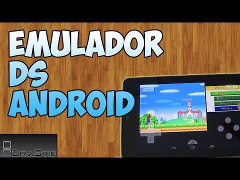 Mejor emulador de DS para Android Descargar y configurar Drastic