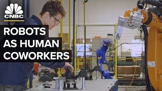 How Robots Can Assist - Not Replace - Humans In Factories