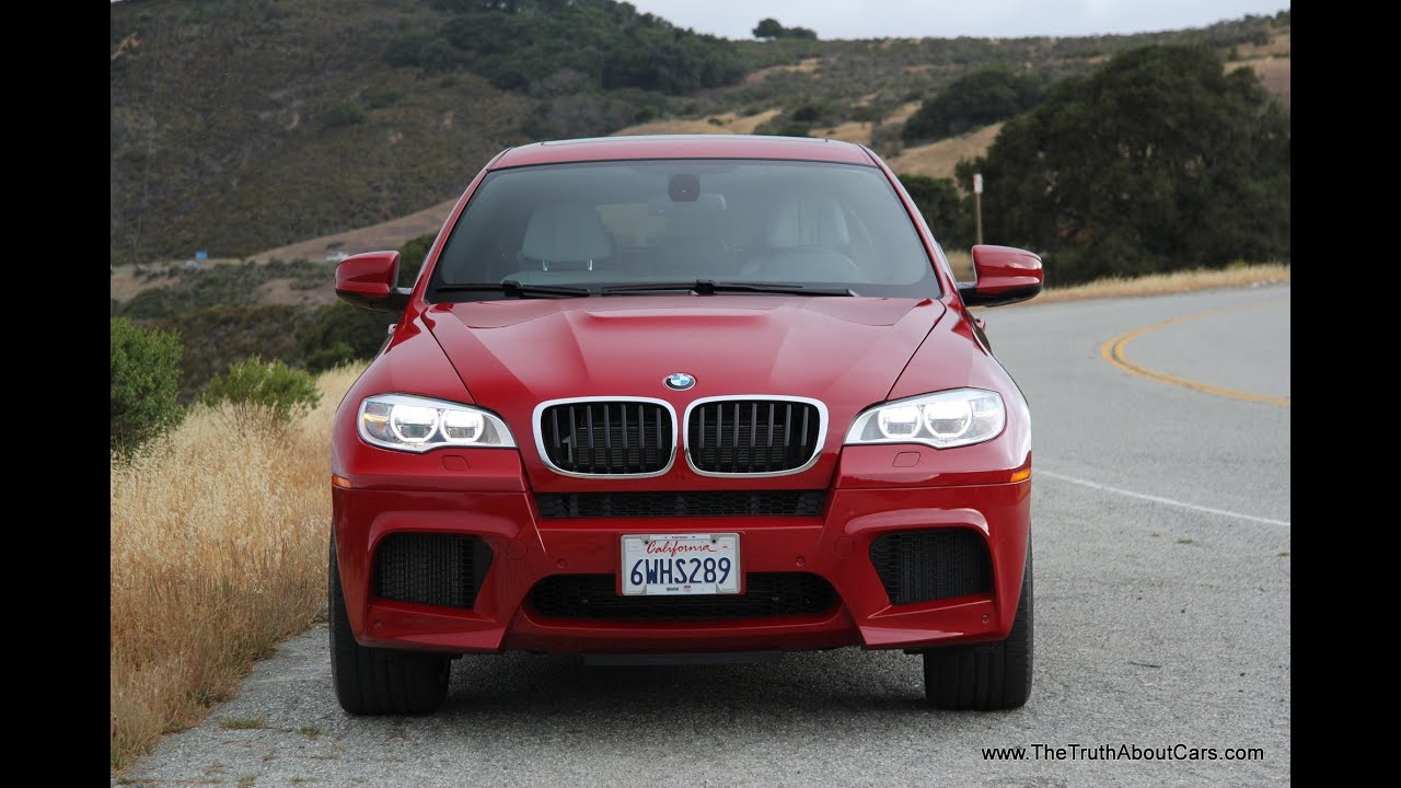 2013 Bmw X6m Review And Road Test Youtube