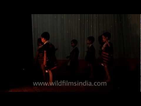 Arunachali Kids Dancing To Bollywood Song video