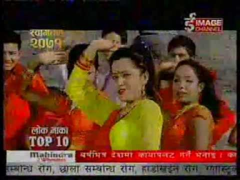 Lok Bhaka Top 10 - 14 April 2014 - Part 2 - Nepali Lok Dohori, Lok Geet, Nepali Folk Song video