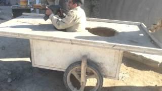 تحشيش عراقي 2016 الجيش العراقي الابشده خوراقي اتحداك اذا متبجي من الضحك