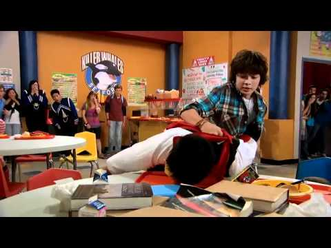 Kickin' It Lunch Fight