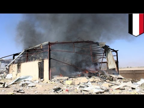 Yemen Conflict: Saudi Airstrike May Have Killed More Than 25 People At A Dairy Plant video