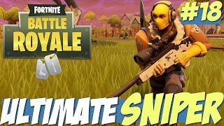 Fortnite Battle Royale - Kills of the Week Ultimate Sniper #18 (Best Fortnite Kills)