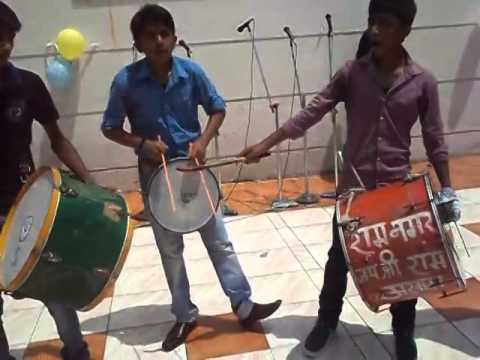 Wajood Desi  Dhamaka  At Dps Jamshedpur video