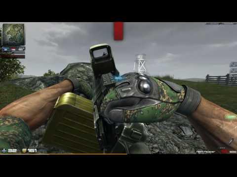 CWClient - gameplay с танк прокачкой
