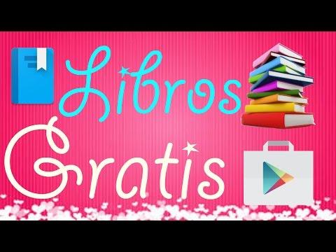 Libros google play gratis