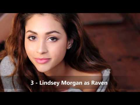 Top 10 Hottest Actresses From The 100 TV Show