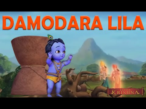 Damodara Lila From Little Krishna Tv Series video